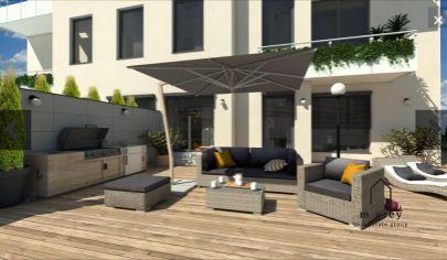 Ponúkame Vám na predaj naozaj výnimočný 2-izbový byt - apartmán s terasou v projekte CityPark Ružinov.