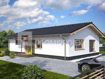 Dom vo výstavbe v obci Chrabrany