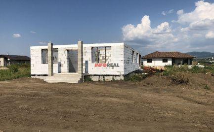 NOVOSTAVBA-RD Čaňa,hrubá stavba, 5 izb., 140m obytná, 6á