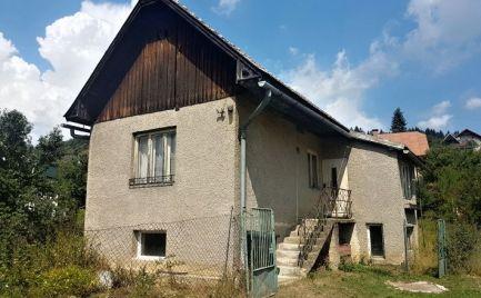 Menší rodinný domček  - Beňuš - Horehronie