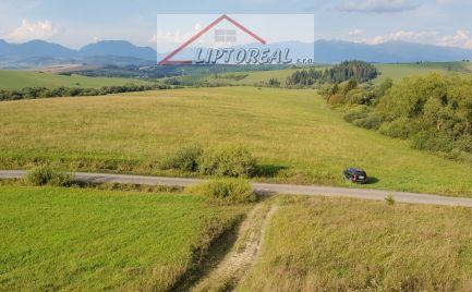 Investícia na Liptove- plocha 48 Ha