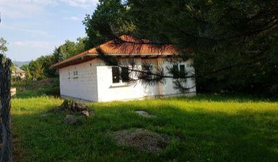Tekovské Nemce, rodinný dom, 5-izbový, rozostavaný, okr. Zlaté Moravce
