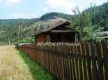 Záhradná chata v Zborove nad Bystricou – na predaj (alebo aj prenájom)