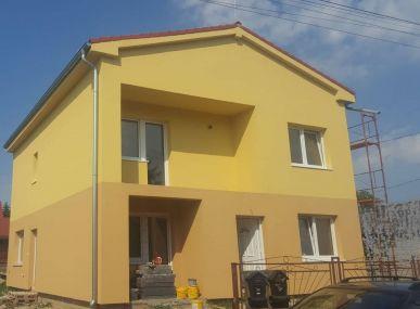 MAXFIN REAL na predaj novostavba 3.izb byty vo Veľkom Lapáši 100m2 + pozemok.
