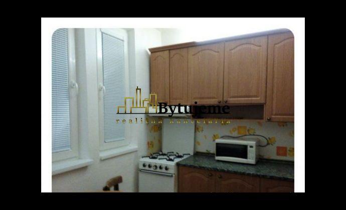 Predaj 3 izb. byt 68 m2 s loggiou Pod Rovnicami, Karlova Ves