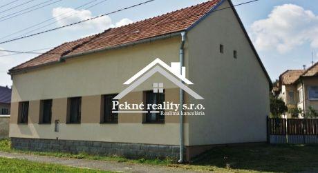 Len u nás! Predaj rodinného domu v Pliešovciach