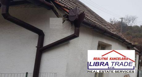 Ponúkame na predaj rodinný dom v obci Bajtava.