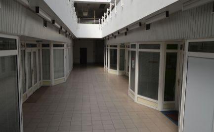 Výhodný prenájom nebytových priestorov v centre Novej Dubnice