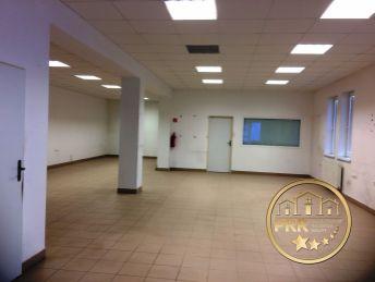 Prenájom obchodných, kancelárskych, skladových priestorov v Bánovciach n/B.