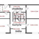 4 izbový byt v mestskej časti Bratislava Podunajské Biskupice na Ipeľskej ulici