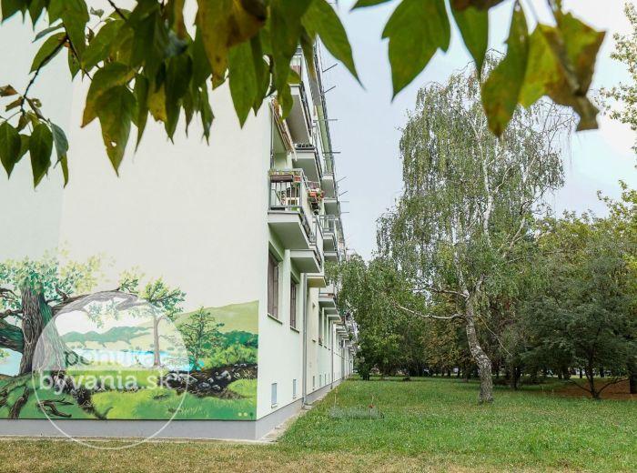 PREDANÉ - MOLDAVSKÁ, 2-i byt, 55 m2 – TEHLA, skvelá lokalita v blízkosti ŠTRKOVECKÉHO JAZERA
