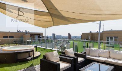Moderné bývanie vo vyhľadávanej lokalite v 2 i penthouse