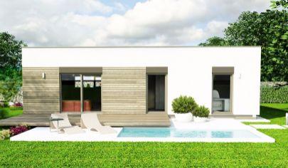 NÍZKOENERGETICKÝ 4 izb. rod, dom, 81 m2 užitková plocha, dobrá cena, Turčianske Teplice