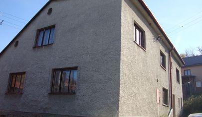 ČAVOJ, okr. Prievidza, 5 izbový rodinný dom, rozloha 571 m2