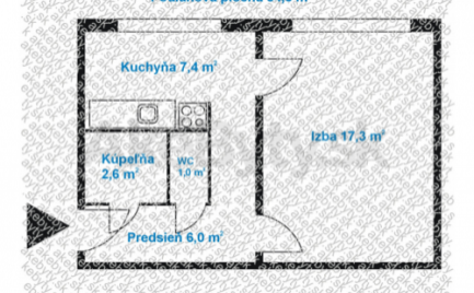 Ponúkame Vám na predaj čiastočne zariadený  Bratislava-Vrakuňa,  Bodrocka