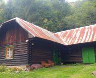 Predaj, chalupa v horskom prostredí v blízkosti obce Staré Hory