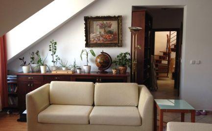 na predaj 3-izb. mezonetový byt pod hradom na Zámockej ul.