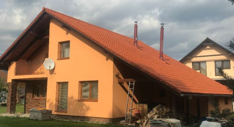 Rodinný dom Sučany