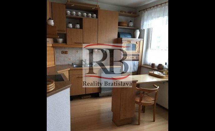 4i mezonetový byt v Ružinove na Babuškovej ulici