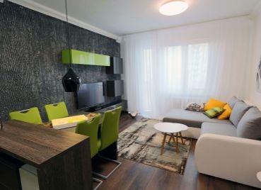 Krásny kompletne zrekonštruovaný 3-izbový byt pri Štrkovci, Zálužická