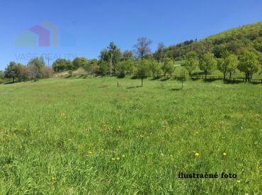 Pozemok 7357 m2 - Lysá Strelenka časť Krátke