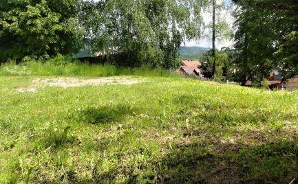 Pozemok pre stavbu rodinného domu/chalupy - Horehronie