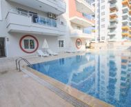 Predaj 2 izbový apartmán 80 m2 Alanya Turecko 18208