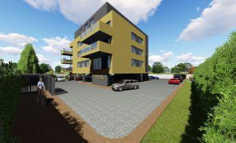 VÝNIMOČNÝ 3-izbový byt o výmere 95,02m2  v novom obytnom komplexe Calvin residence v Prievidzi