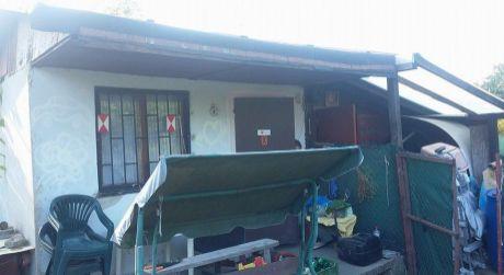 Predaj - záhrada s murovanou chatkou v Komárne DOHODA MOŽNÁ!