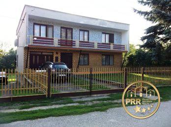 Predaj 6-izb.domu s pozemkom 1595m2 v obci Libichava pri Bánovciach n/B.