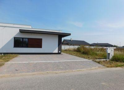 Areté real, Predaj priestrannej 4-izbovej novostavby rodinného domu v novej lokalite Mlynský Klin v Senci