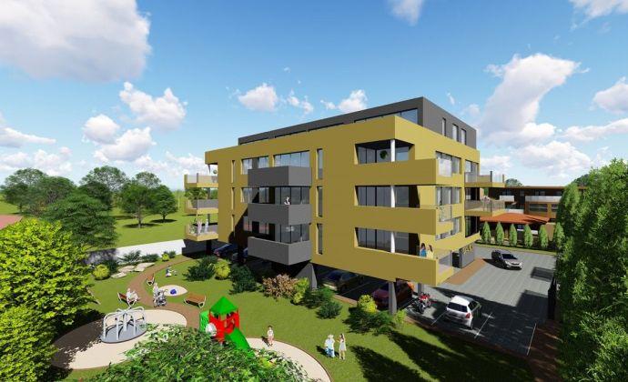 VÝNIMOČNÝ 3-izbový byt o výmere 143,86 m2  v novom obytnom komplexe Calvin residence v Prievidzi