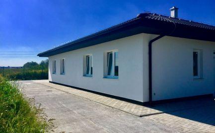 Novostavba 4 izbového bungalovu v Dunajskej Lužnej za super cenu 129.990,- !!!SKOLAUDOVANÉ!!!