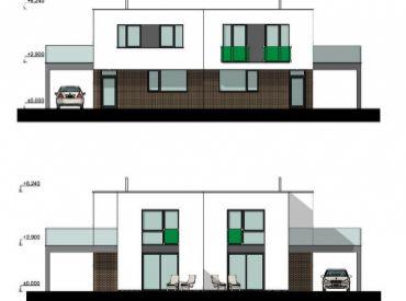 Developerský projekt na výstavbu rodinných domov na predaj Gánovce, okres Poprad