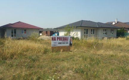Výhodná cena len 150.000,- € za novostavbu 4-izbový bungalov Šamorín, Obytný park Pomle.