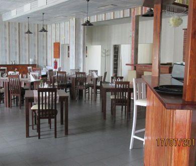 Komerčný priestor - reštaurácia na prenájom, Púchov, 300+30m2