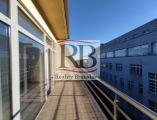 Ucelený kancelársky celok aj s balkónom, blízko hlavnej stanice, 136,87 m²