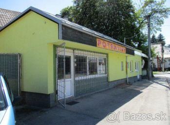 2-samostatné obchodné priestory Žilina-L.Lúčka