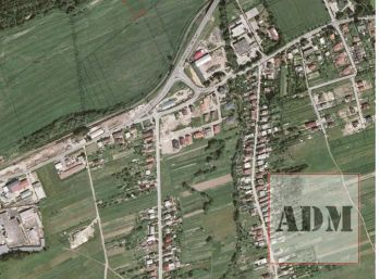 Investícia v Rajeckých Tepliciach-pozemok 32 € / m2