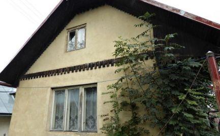 Dom v pôvodnom stave Pohronská Polhora