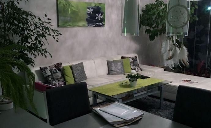 Ponúkame Vám na predaj 3 izbový byt (mezonet) v 6 ročnej novostavbe na Riečnej ulici v Rovinke