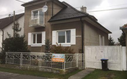 Rodinný dom v Piešťanoch