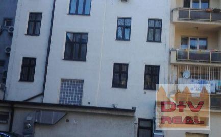 Predaj: Polyfunkčný objekt, Krížna ulica, Braitslava II, Ružinov, širšie centrum, 6 podlažný budova s vlastným pozemkom