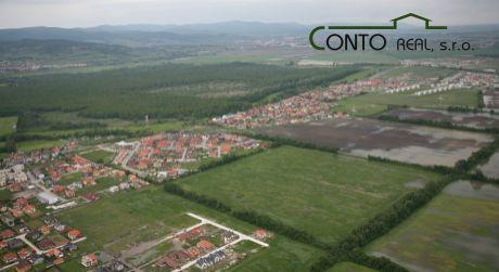 Javorová alej- unikátny projekt stavebných pozemkov - VYPREDANÉ