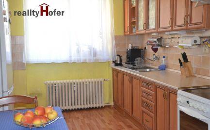 Tehlový 2 izb. byt s balkónom, 52m2, ul. Plzenská, Prešov