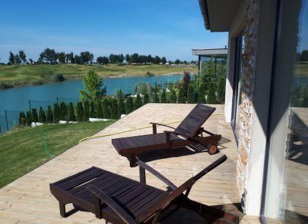 StarBrokers - PREDAJ: Atraktívny 5-izb. bungalov v Hrubej Borši pri jazere oproti golfu