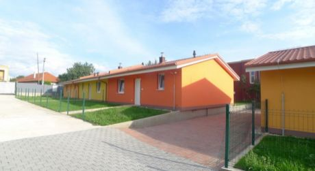 Na predaj nové rodinné domy v radovej zástavbe v Tovarníkoch.