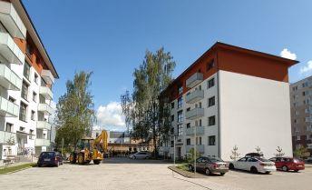 Nové 3 izbové byty na predaj v centre Liptovského Mikuláša