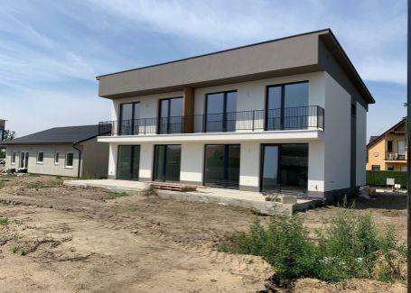 Novostavba 4 izb. rodinný dom, 133m2, Tureň