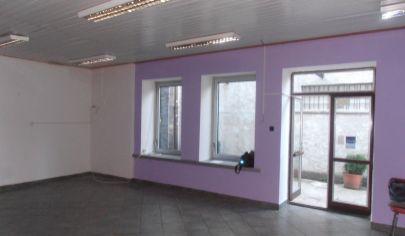 MARTIN NÁJOM obchodné priestory 45m2, Centrum